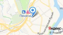 Unicum на карте