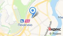 груминг-центр романа фомина на карте