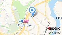 Barkad Dent на карте