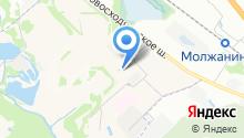 Дзюдо на карте
