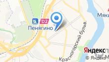 ArtStore на карте