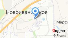 GymLux.ru на карте