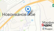 Альфа Нет Телеком на карте