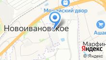 Московский НИИСХ Немчиновка, ФГБНУ на карте