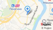 Мастерская по ремонту обуви на Ильинском бульваре на карте