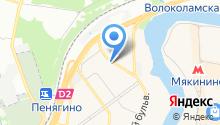 Агентство горящих туров на карте