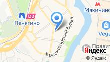 Компания по ремонту техники и фото на документы на карте
