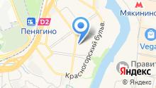 GoGroom на карте