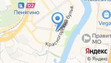 DataHomes на карте