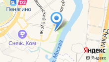 Pro Trainer на карте