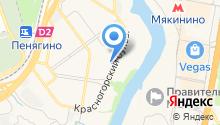 DENTIS на карте