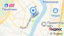 НОГОТОК на карте