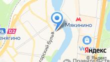 КРОКУС-СИТИ на карте
