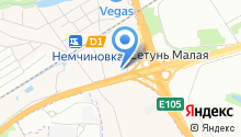 Sky Skolkovo на карте