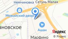 SafeSpace на карте