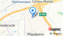 Лантана-Студио на карте
