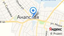 Денталпроф на карте