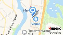 Hand Wok на карте