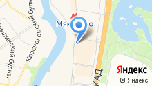 Страйк на карте