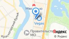 Lefties на карте