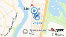 LeMoulini на карте