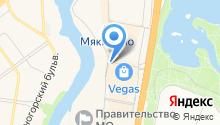 Восточный базар на карте