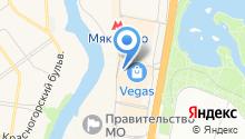 Кебаб Хана на карте