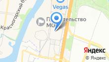 Агентство развития коммунальной инфраструктуры на карте