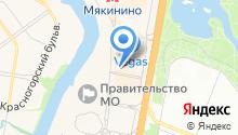 Flash Store на карте