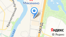 Irina Andreeva на карте