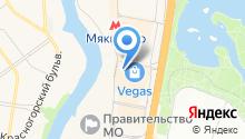 Koton на карте