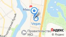 Estelle A-Store на карте
