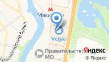 Orsetto на карте