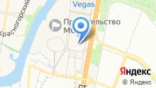 *кротэкс* на карте