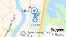 Re:Store на карте