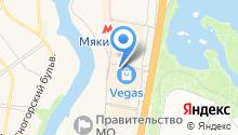 Вок Мания на карте