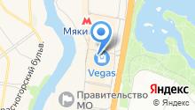 M.A.С на карте