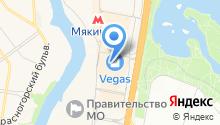 Goldway на карте