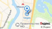 Амуаж на карте