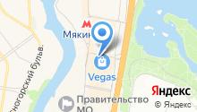 Fantasy store на карте