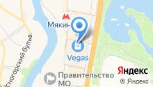 Erlana на карте