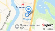 Кантата на карте