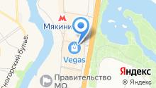 Intimissimi на карте