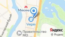 D`S damat на карте