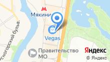 Pinacci на карте
