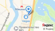 Converse на карте