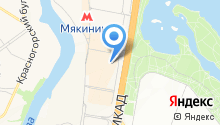 H & M на карте