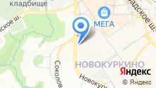 IT Сервис Куркино на карте