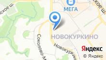 Dlab на карте