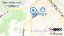 Адвокатский кабинет Суббочевой А.Ю. на карте